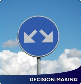 make your own decision