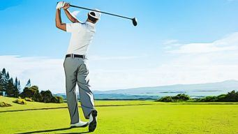 benefits of golf book