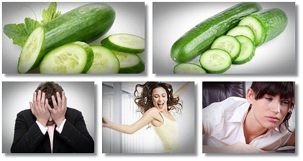 benefits of cucumbers in water
