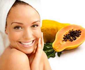 face masks for oily skin papaya mask
