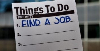 find a job to do