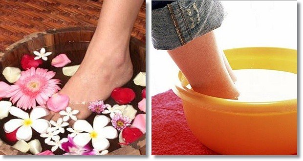 foot care tips home remedies