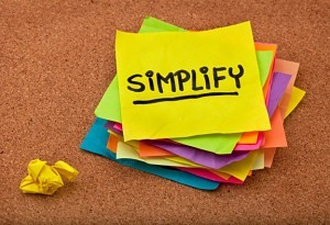 ways to simplify your life review