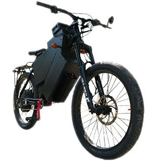 How to build a 50mph electric bike