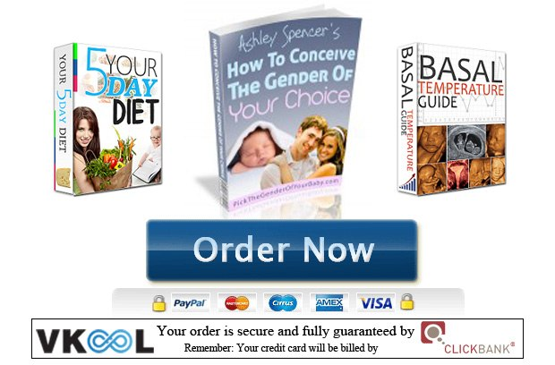 How to conceive the gender of your choice ebook download