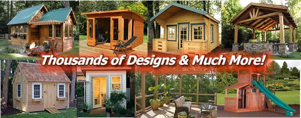 Shed plans reviews thousands designs