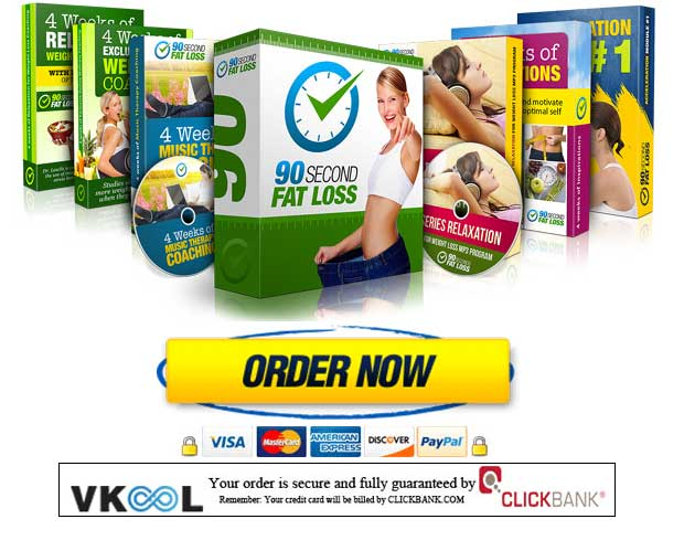 90 second fat loss download