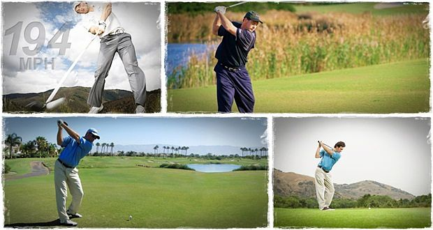 golf swing speed challenge pdf review