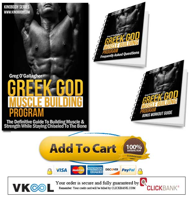 greek god muscle building program download