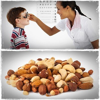 health benefits of nuts and seeds book for eye