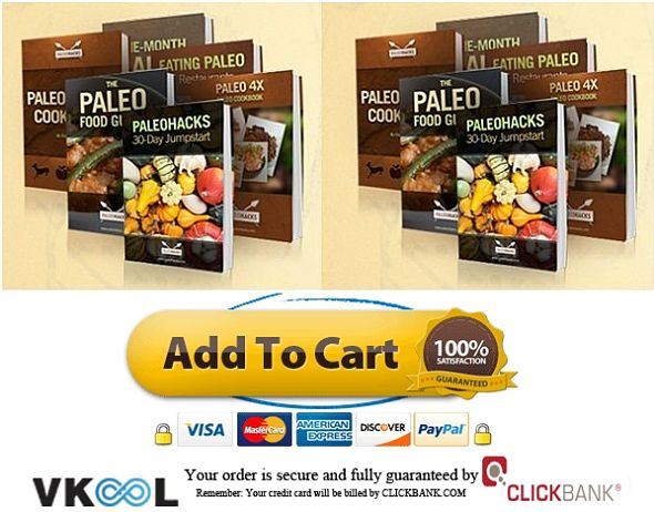 paleohacks cookbook review order