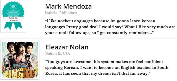 rocket korean premium review Mark Mendoza and Eleazar Nolan
