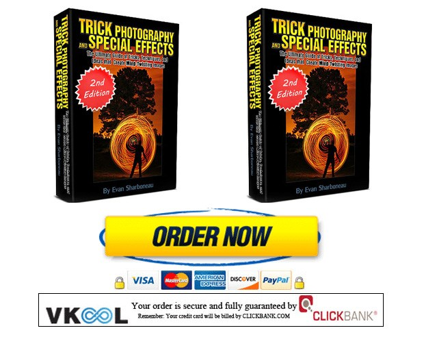 Trick photography and special effects pdf download
