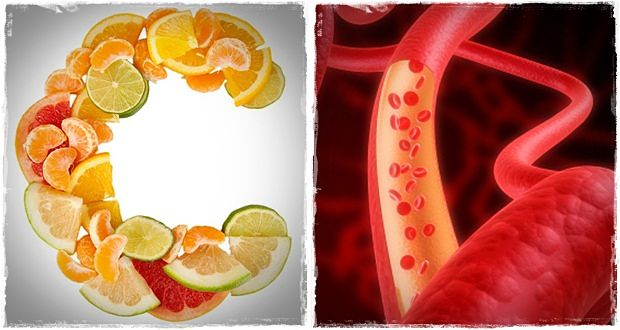 benefits of vitamin c vitamin c can improve the blood flow