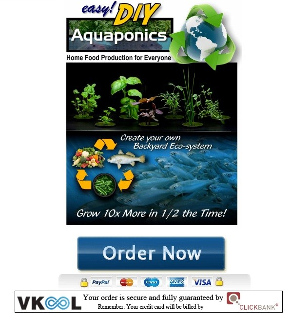 Easy diy aquaponics order