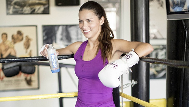 Adriana Lima Boxing Workouts