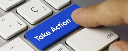 become a person of taking action