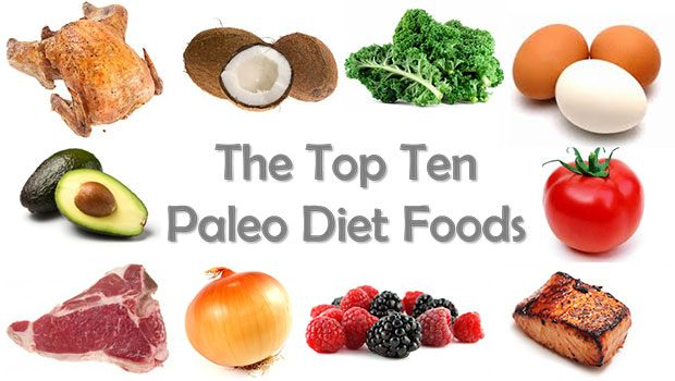 Paleo diet recipe primal the top ten foods