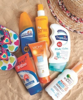 pick the right sunscreen