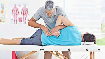 upper back pain relief tips