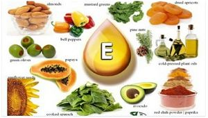 Benefits of vitamin e sexually