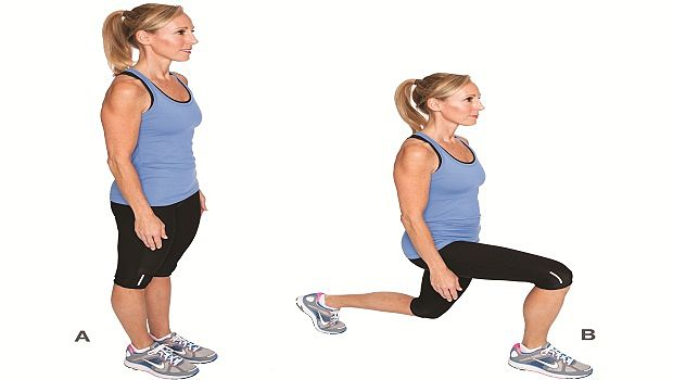 alternating switch lunge review