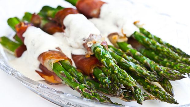 Asparagus - Best Ways to Lose Stomach Fat Fast