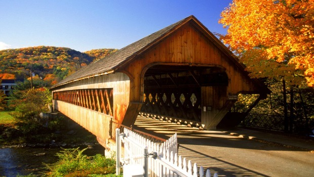 covered bridges review