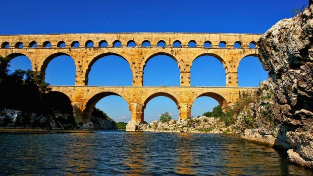 pont du gard review