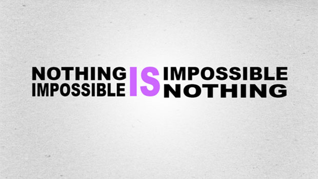 Think All Things Are Possible
