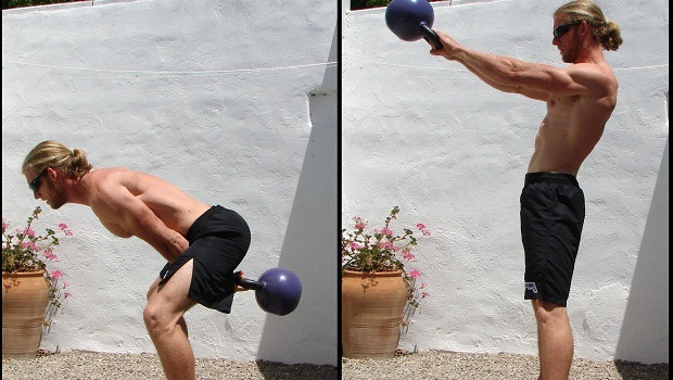 Double kettlebell snatch review