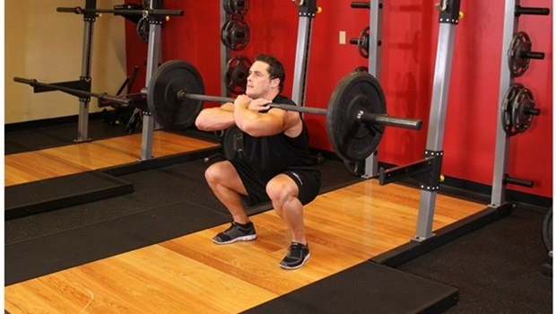 Front squat review