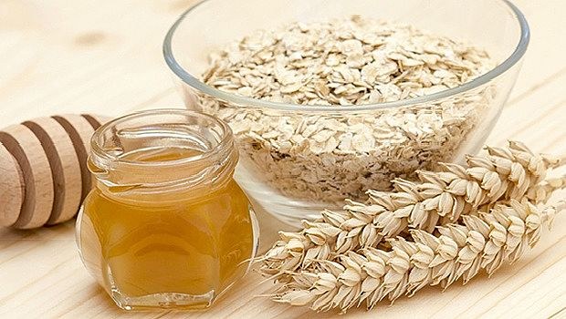 Honey and oatmeal facial scrub download