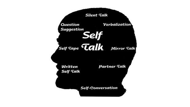 Monitor your self-talk