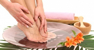cure smelly feet
