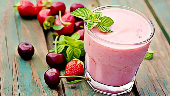 healthy milkshake recipes