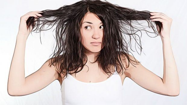 how to stop oily hair