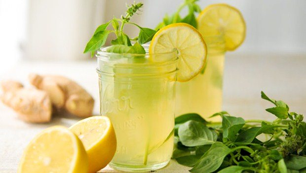 lemon lime ginger ale juice