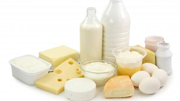 make use of dairy products