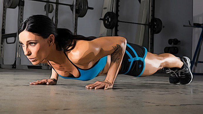 push up workout variations