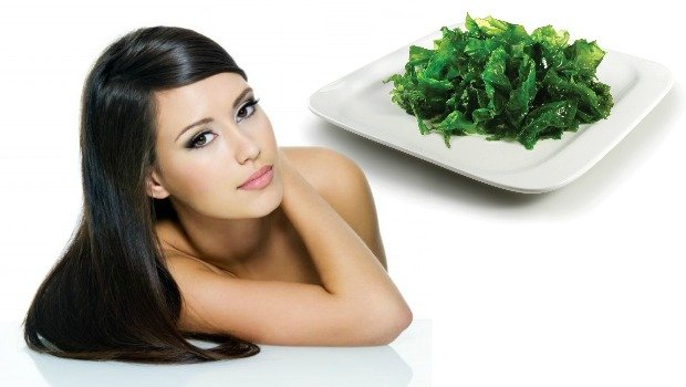 seaweed for hair growth