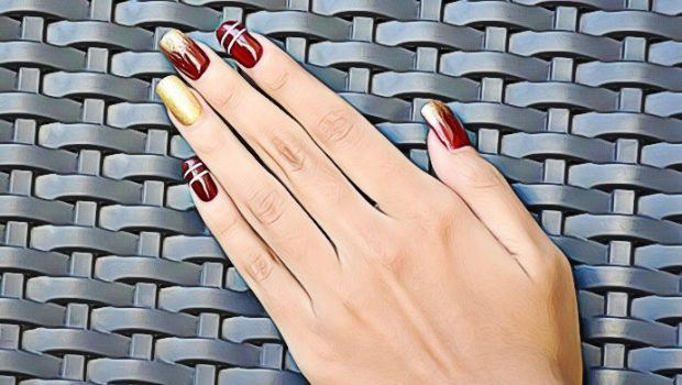 12 Easy Step By Step Nail Art Designs For Beginners Are Exposed