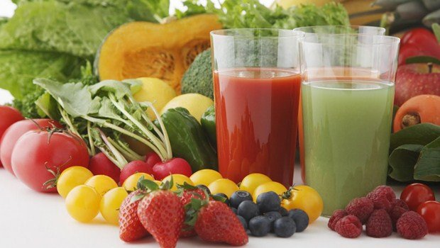 vegetable fruit juice