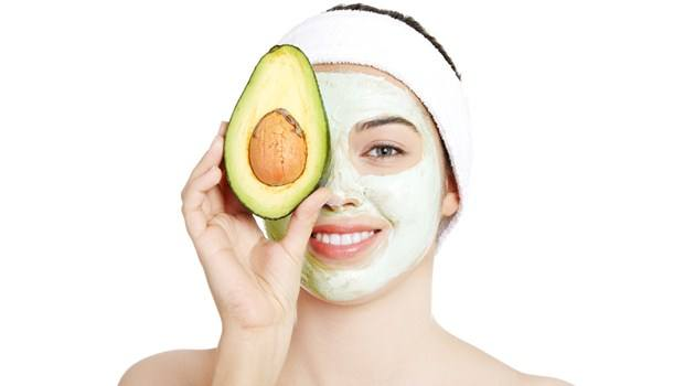 avocado and honey mask