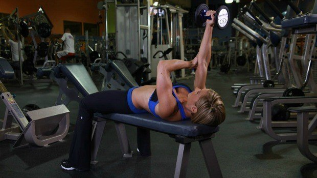 dumbbell lying supination download