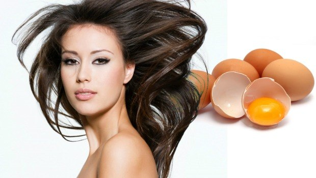 eggs for all types of hair for women
