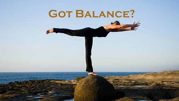 find your balance at work & in life download