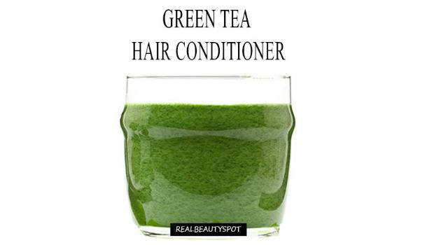 homemade green tea hair conditioner download