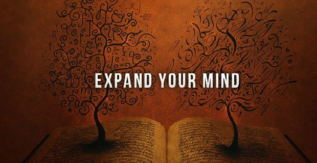 how to expand your mind