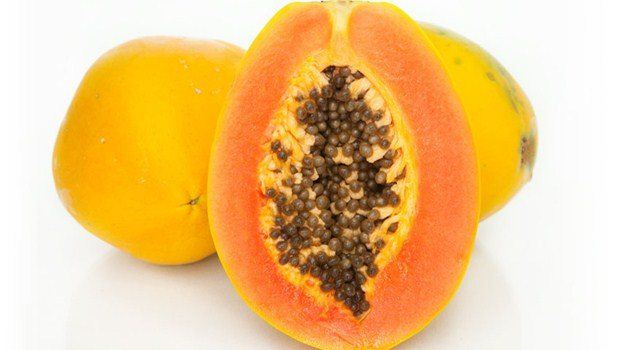 papaya for pimple prone